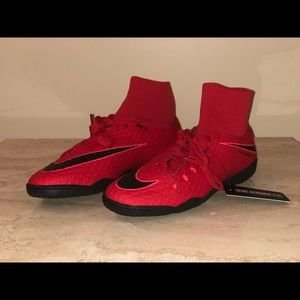 Nike Shoes - Nike HypervenomX Phelon 3 DF IC Soccer 917768-616 58f8e7a65837